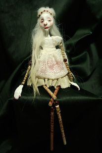 Puppe, Theater, Marionette, Art doll
