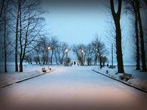 Winter, Natur, Fotografie, Zeit
