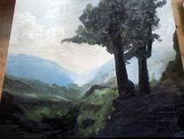 Deutschland, Landschaft, Ausgezeichnete künstlerin, Zeitgenössische kunst