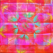 Acrylmalerei, Neon, Malerei