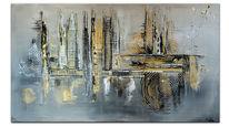 80x140, Malerei, Acrylmalerei, Modernes wandbild