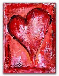 Malen, Geschenk, Abstrakte gemälde, Abstrakte bilder