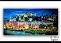 Salzburg, Stadt, Malerei