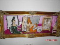 Malerei, Atelier