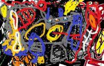 Befindlichkeit, Ausdruck, Digital, Digitale kunst