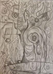 Seelischer realismus, Zeichnungen, Vereinigung