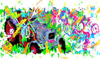 Ausdruck, Fotografie, Malerei, Digital