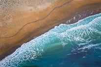 Strand, Natur, Realismus, Welle
