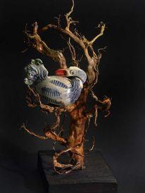 Keramik, Glasur, Ton, Wurzel