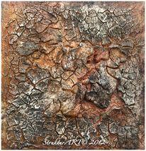 Marmormehl, Pigmente, Zeitgenössische kunst, Malerei