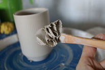 Ton, Dekoration, Keramik, Kunsthandwerk