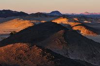 Wüste, Sahara, Berge, Südalgerien