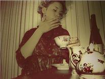 Kaffee zigarette melancholie, Fotografie