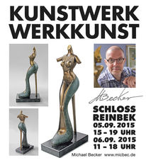 Skulptur, Werkkunst, Bronze, Kunstwerk