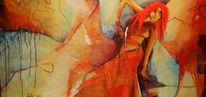 2012, Malerei, Tanz
