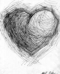 Liebe, Passion, Schwarz weiß, Hass