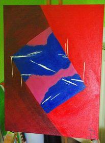 Bunt, Fantasie, Geometrie, Abstrakt
