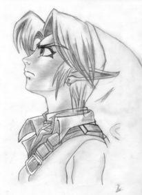 Videospiel, Triforce, Manga, Zelda