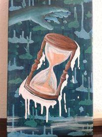 Lebenszeit, Zeit, Sanduhr, Uhr