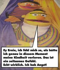 Sesamstraße, Kindheit, Text, Illustrationen