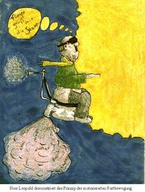 Aerodynamik, Motorisierte fortbewegung, Kloschüsel, Illustrationen