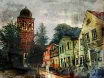 Altstadt, Digitale kunst