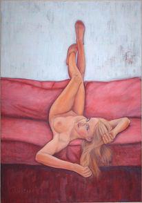 Menschen, Akt, Realismus, Erotik