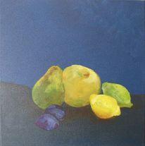 Obst, Malerei