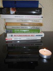 Bücher, Hoffnung, Denken, Literatur