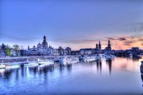 Stunde, Dresden, Hdr, Canon