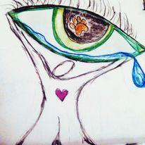 Buntstiftzeichnung, Art jurnaling, Zeichnung, Art journal
