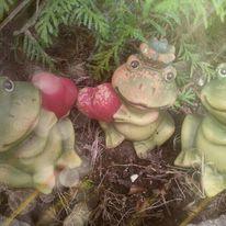 Prinz, Frosch, Digitale kunst