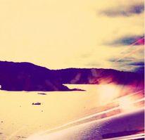 See, Irland, Sonne, Wasser