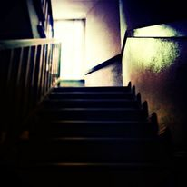 Treppe, Treppenhaus, Innenarchitektur, Berlin