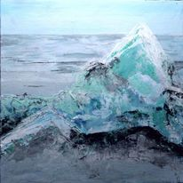 Gefroren, Eis, Eisberg, Wasser