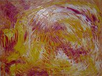 Labyrinth, Malerei