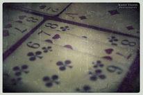 Kartenspiel, Stillleben, Geduld, Streit