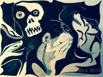 Malerei, Alptraum