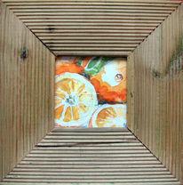 Orange, Obst, Aquarell, Tiere und natur