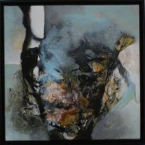 Malerei, 2014, Blick