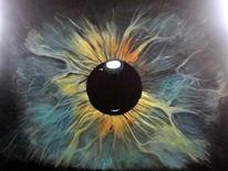 Augen, Sehen, Malerei,