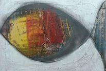 Abstrakt, Kreativ, Werkstatt, Malerei
