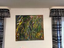 Ölmalerei, Abstrakt, Malerei,