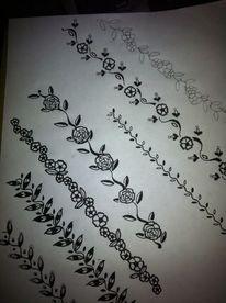 Zeichnung, 2013, Zeichnungen, Tattoo