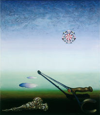 Phantastischer realismus, Malerei, Trauma