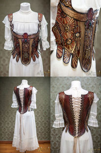 Jugendstil, Messing, Steampunk, Art deco