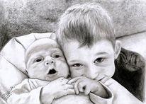 Baby, Intimität, Bruder, Junge