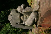 Fotografie, Skulptur, Kopf