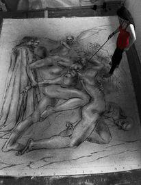 Kopie, Düster, Hölle, Dante