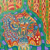 Leben, Urwald, Farben, Wesen